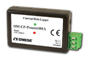 DC Current Data Logger features 10 year battery life.