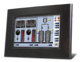 HMI Terminals are classified by ABS for marine applications.