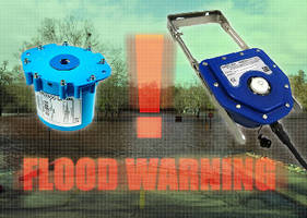 Ultrasonic Level and Flow Sensor offers early flood warning.