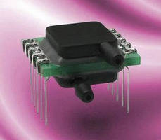 Digital Ultra-Low Pressure Sensors offer high offset stability.