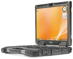 Rugged Notebook Computer targets field and military personnel.