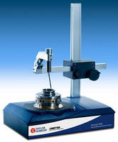 Roundness Tester handles high-throughput applications.