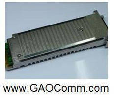 Optical Transceiver Module supports data rates to 10.3 Gbps.