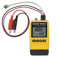 Distance Meter measures cable length and locates faults.