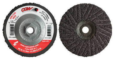 Grinding Discs are constructed to handle tough applications.