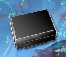 SMT PAR® TVSs serve automotive and telecom applications.