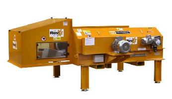 Eccentric Eddy Current Separator separates nonferrous metals.