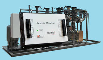 Remote Monitoring Unit optimizes equipment operations.