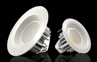 LED Downlight Retrofits deliver even consistent illumination.