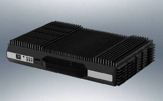 Ruggedized Computer features expandable, modular design.