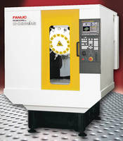 FANUC-Enabled VMC combines automation, speed, and efficiency.