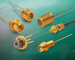 Pulsed Laser Diode combines high power and reliability.