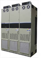AC drives  offer power range up to 1,500 kW and 2,000 hp.