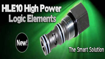 High Power Logic Elements come in compact package.