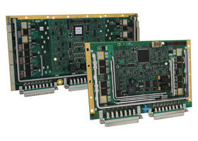 Solid-State Power Controllers handle up to 25 A/channel.