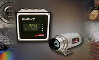 Infrared Thermometers target semiconductor industry.