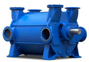 Vacuum Pumps employ ECO-FLO(TM) water conserving technology.