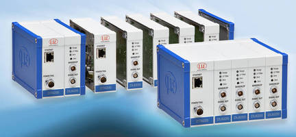 Capacitive Controller features flexible, modular design.