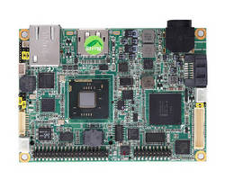 Pico-ITX SBC supports fanless operation.