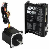 Brushless DC Motor Drives target OEM applications.