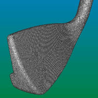 CFD Meshing Software features advancing front algorithm.