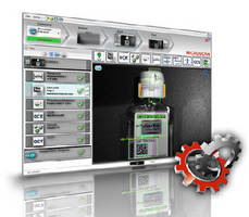 Machine Vision Software supports inspection and error proofing.