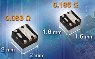 N-Channel Power MOSFET (100 V) offer optimized on-resistance.