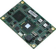 COM Express Module suits thermal-critical applications.