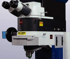 Raman Microspectrometers are offered with searchable databases.