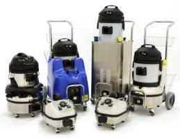 Vapor Steam Cleaner Vacuum targets retirement homes.