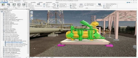 Plant Design Software supports lean construction.