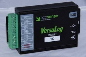 Thermocouple Data Loggers offer real-time continual monitoring.