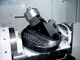 Flexible Workholding Solutions target 5-axis machine tables.