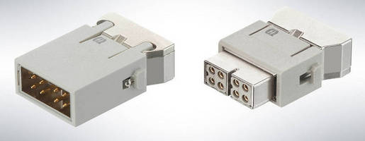 Robust, Compact Data Interface is suited for railway use.