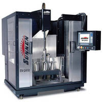 Vertical Honing Machines employ servo technology.