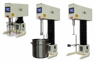 Bench-Top Laboratory Mixer handles multiple mixing tasks.