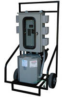 Portable Power Distribution System offers grid independence.