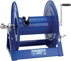 Hose Reels are designed for air, clean fluid transfer.