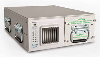 Ruggedized UPS serves in harsh physical, electrical environments.