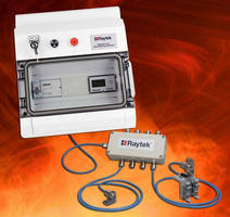 Non-Contact Temperature Monitor helps prevent system failure.