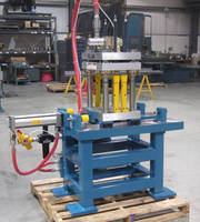 Flying Cut-Off Press offers flexibility via servo drive.