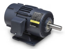 ECPM Motors maximize efficiency in variable-speed applications.