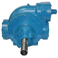 Sliding Vane Pump handles clean, non-corrosive fluids.