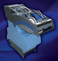 Tape Feeder features 33 channel capacity.