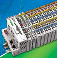 Ethernet I/O Controller is Smart Grid-ready.