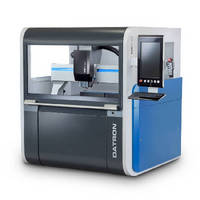 High-Speed Machining Center provides 40 x 28 x 9 in. work area.