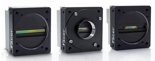 Line Scan Cameras are suited for web inspection.