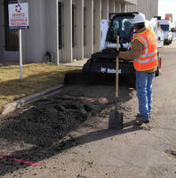 Loader Attachments facilitate asphalt preservation.