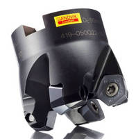 High-Feed Milling Cutter features 5-edge design.