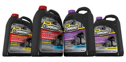 Antifreeze/Coolants help protect heavy-duty vehicles' engines.